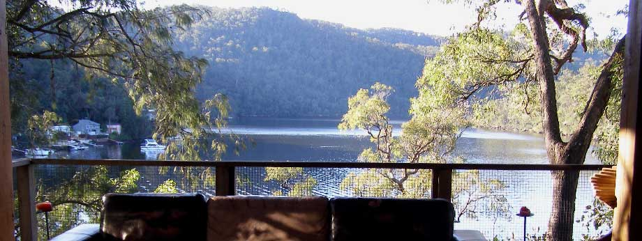 Berowra Waters - holiday destination